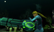 Zero Suit Monster Hunter 4