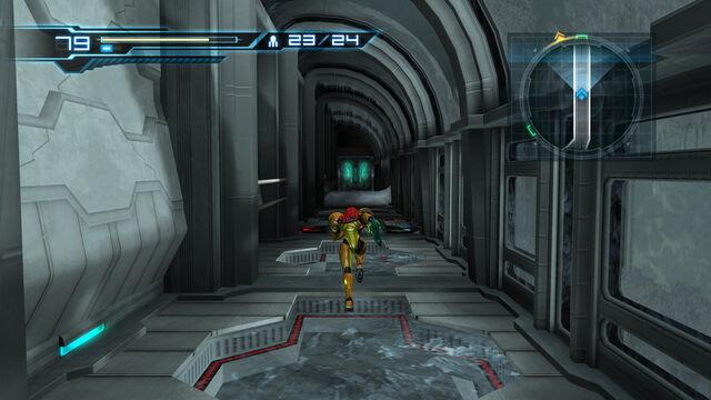 File:Corridor inside building Cryosphere.jpg