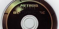 Metroid Prime 2: Echoes Bonus Disc