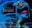 Metroid Prime & Fusion Original Soundtracks
