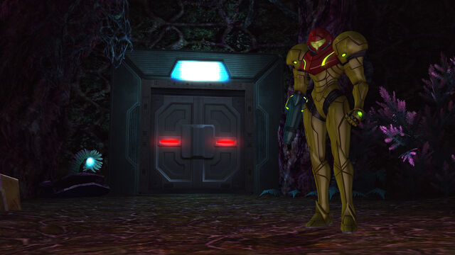 File:Samus watching Biosphere Experiment Floor HD.jpg