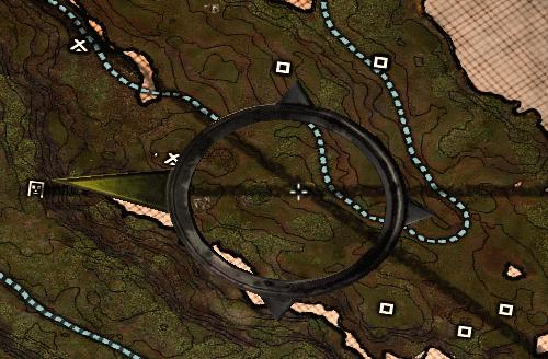 Outpost Mushroom Map