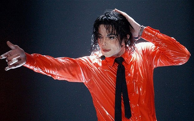File:Michael Jackson in Red Suit.png