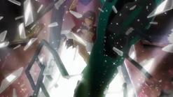 Michiko-to-Hatchin-screenshot-on-scooter-breaking-glass