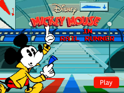 Rail Runner Wikimouse The Disney Mickey Mouse Wiki