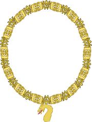 Order of the Monoean dragon coller