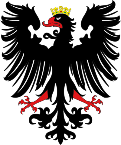 File:Heraldic Eagle with Crown.png