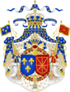 1190px-Grand Royal Coat of Arms of France & Navarre svg