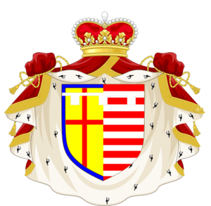 Robert, Prince of the Unironic Empire Coat of Arms PNG