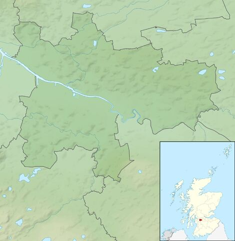 File:Glasgow UK relief location map.jpg