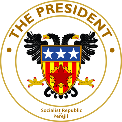 File:Seal of the President of Perejil.png