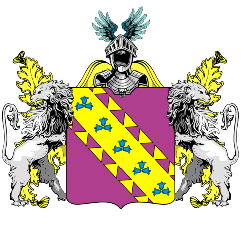 File:The Coat of Arms of the Royal Co-Principality of Zimlandia 1500.png