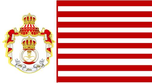 Royal Standard of Gillia
