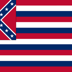Flag of the Silver Cockatiel Republican Party