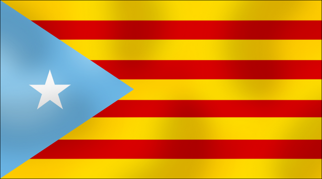 File:Catalan nationalist flags by ay deezy-d32zsnd.png
