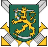Emblem of Brandholmer Military