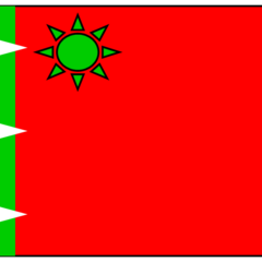 Flag of the Province of Mary