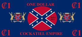 One Cockatielian Dollar