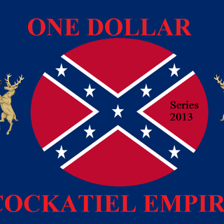 One Cockatiel Dollar (Series 2013)