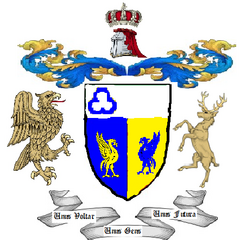 The Voltarian Coat of Arms