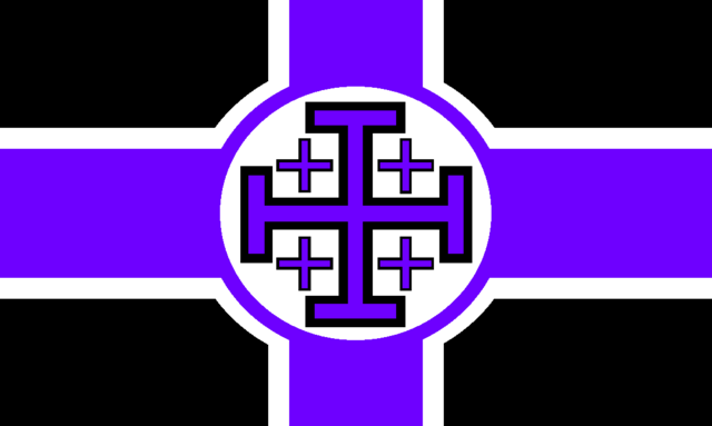 File:Flag of the Sovereign Order of the Violet Inquisitors.png