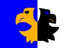 Flag of Rhine Republic of Arnhem