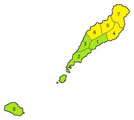 KO municipalities