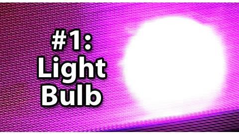 Is It A Good Idea To Microwave A Light Bulb?