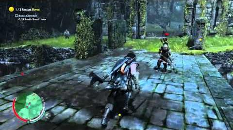 Shadow of Mordor - Double charge quick kill-0