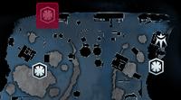 Iron Shackle map