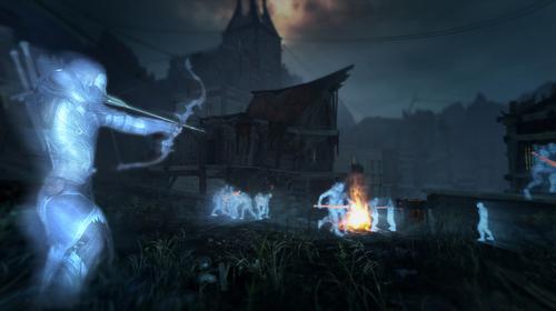 Wraith using Azkar