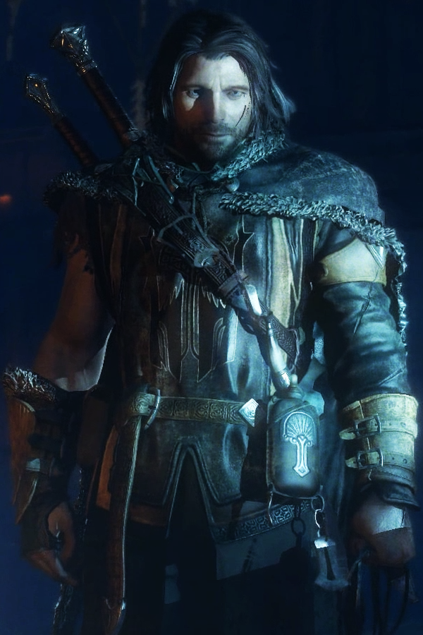 Lord Of The Rings Shadow Of Mordor Talion