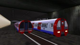 Fictional Train