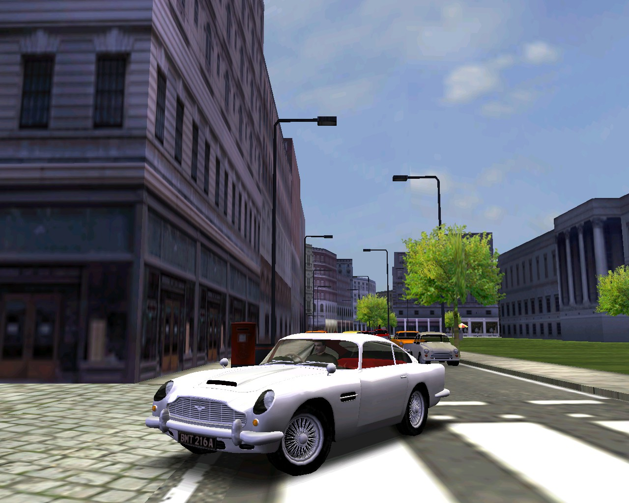 Aston Martin Db5 Midtown Madness 2 Wiki Fandom Powered