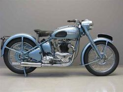 Triumph 6T 650 cc Thunderbird 1950