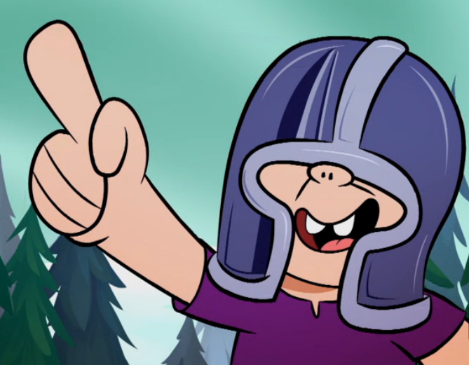 Gateaux Mighty Magiswords