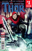Unworthy Thor Vol 1 1 2nd Printing