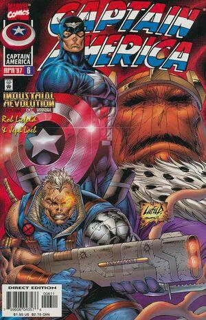 Captain America Vol 2 6