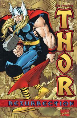Thor Resurrection Vol 1 1