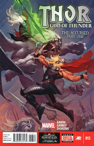 Thor God of Thunder Vol 1 13