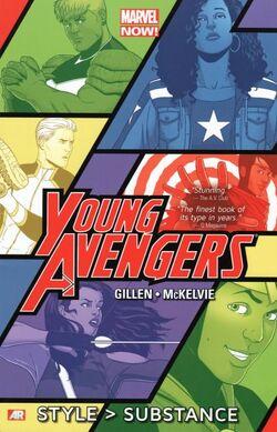 Young Avengers TPB Vol 2 1