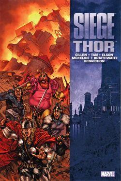 Thor Siege HC Vol 1 1