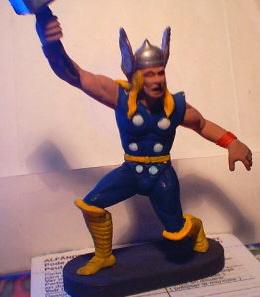 Merchandise-model-kneeling