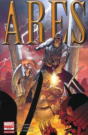 Ares Vol 1 3