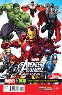 Marvel Universe Avengers Assemble Vol 2 1