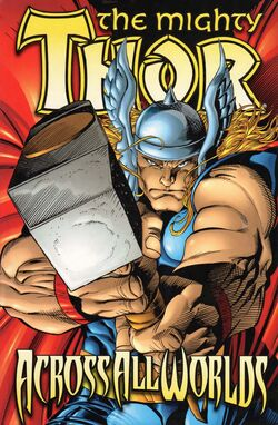 Thor Across All Worlds TPB Vol 1 1