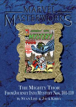 Marvel Masterworks Thor Vol 1 2