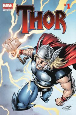 Marvel Universe Thor Comic Reader Vol 1 1