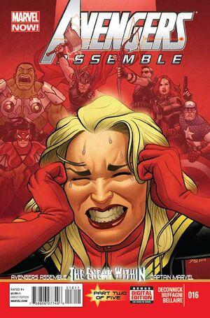 Avengers Assemble Vol 3 16