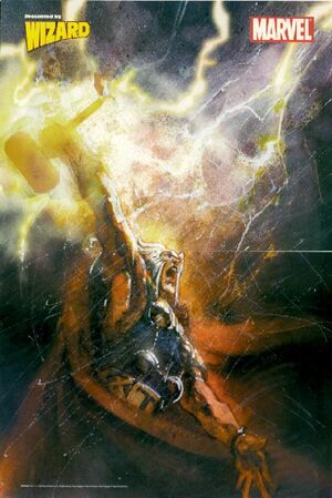 Merchandise-poster-wizard thor75